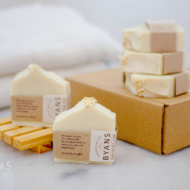Luxurious Rose Water Oatmeal Soap
