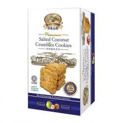 Premium Salted Coconut Crumbles Cookies